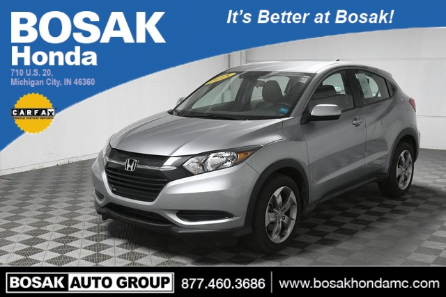 Certified Pre-Owned 2018 Honda HR-V LX